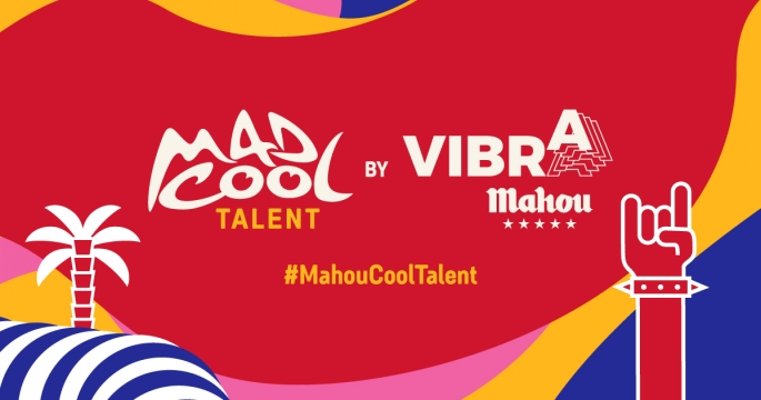 Mad Cool Talent 2020 by Vibra Mahou